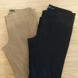 Women's Ralph Lauren Slacks (2 pieces)